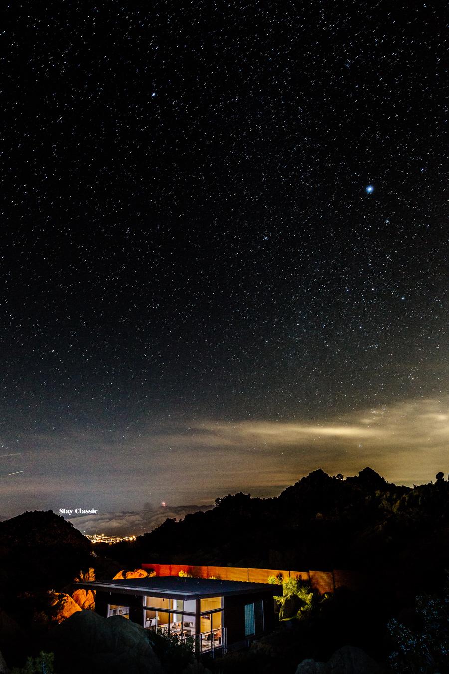 Decent amount of stars