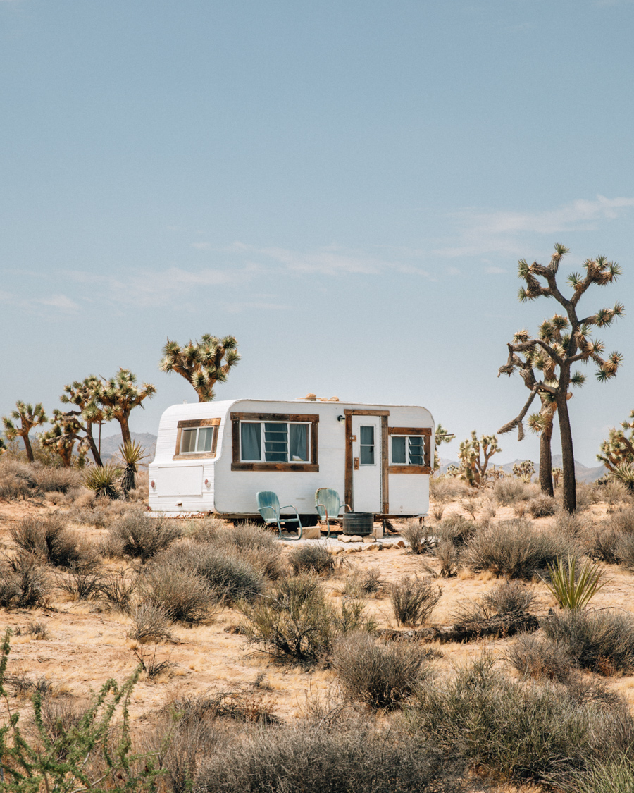 One of my favorite things to photograph: RVs.