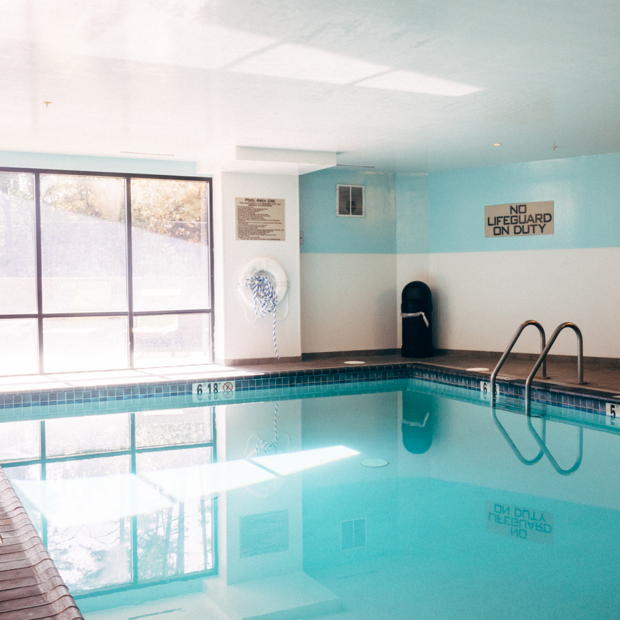 Pool at the Spring Hill Suites